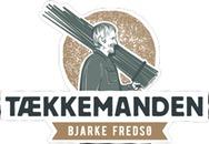 Tækkemanden Bjarke Fredsø logo