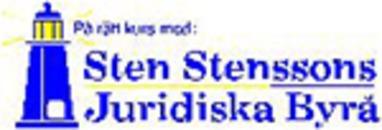 Sten Stenssons Juridiska Byrå logo