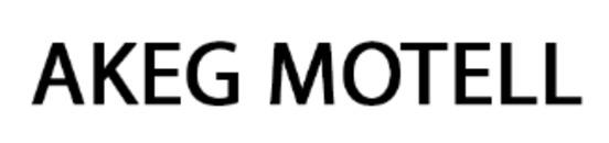 AKEG Motell logo