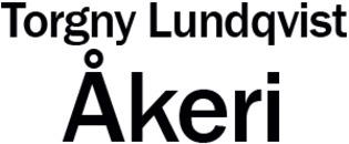 Torgny Lundqvist Åkeri logo