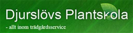 Djurslövs Plantskola logo