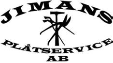 Jimans Plåtservice AB logo