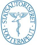 Lene Vestergaard statsaut. Fodterapeut logo