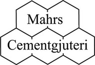 Mahrs Cementgjuteri Eftr. logo