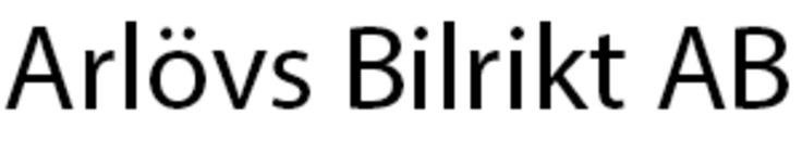 Arlövs Bilrikt AB logo
