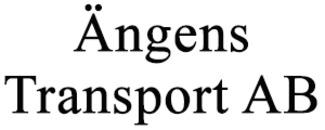 Ängens Transport AB logo