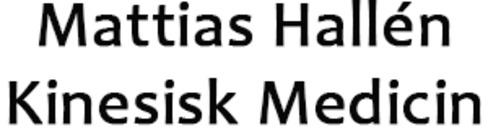 Mattias Hallén Kinesisk Medicin logo