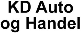 KD Auto og Handel logo