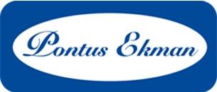 Pontus Ekman AB logo