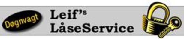 Leif´S Låseservice v/Leif Thorgersen logo