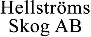 Hellströms Skog AB logo