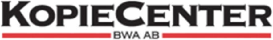 Kopiecenter BWA AB logo