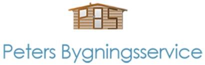 Peters Bygningsservice ApS logo