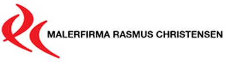 Malerfirma Rasmus Christensen logo