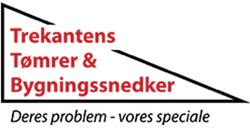 Trekantens Tømrer og Bygningssnedker ApS logo
