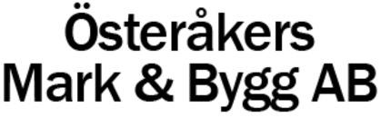 Österåkers Mark & Bygg AB logo