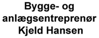 Entreprenør Kjeld Hansen logo