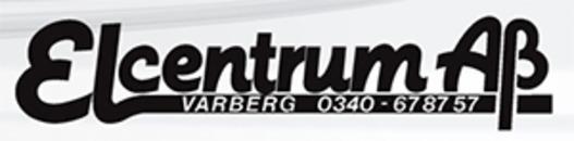 Elcentrum i Varberg AB logo