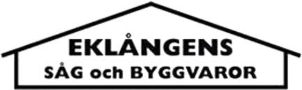 Eklångens Såg & Byggvaror logo