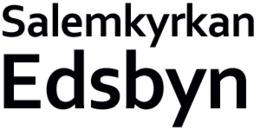 Salemkyrkan Edsbyn logo