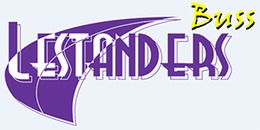 Lestanders Buss AB logo