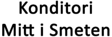 Konditori Mitt I Smeten logo