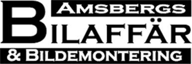 Amsbergs Bilaffär & Bildemontering AB logo