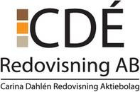 CDÉ Redovisning AB logo