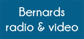 Bernards Radio o. Video logo