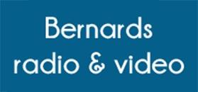 Bernards Radio o. Video logo