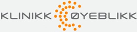 Klinikk Øyeblikk AS logo