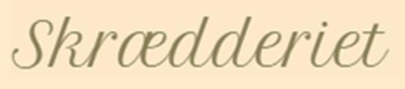 Skrædderiet v/ Helle Reistrup & Jane Billing logo