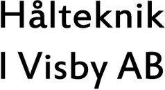 Hålteknik I Visby AB logo