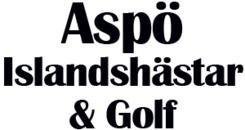 Aspö Islandshästar & Golf logo