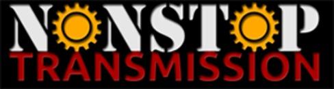 Non-stop transmission logo