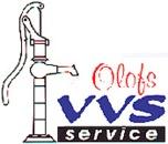 Olofs VVS Service logo