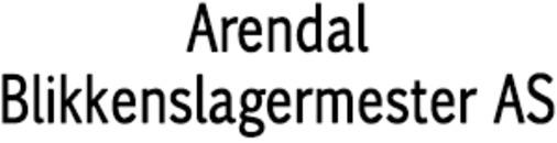 Arendal Blikkenslagermester AS logo