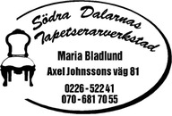 Södra Dalarnas Tapetserarverkstad logo