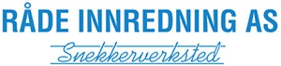 Råde Innredning AS logo