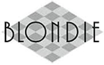 Blondie Frisør logo