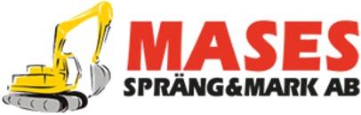 Mases Spräng & Mark AB logo