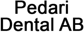 Pedari Dental AB logo