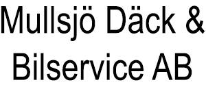 Mullsjö Däck & Bilservice AB logo