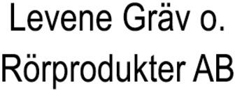 Levene Gräv o. Rörprodukter AB logo