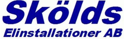 Skölds Elinstallationer AB logo