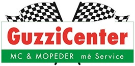 GuzziCenter & MC-Service AB logo