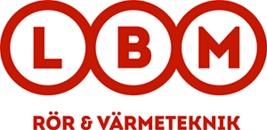 LBM Rör & Värmeteknik AB logo