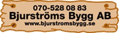 Bjurström Byggservice logo
