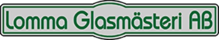 Lomma Glasmästeri AB logo