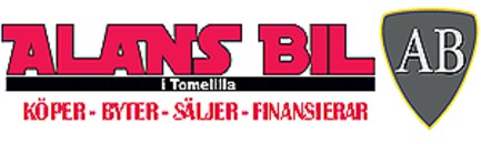 Alans Bil I Tomelilla AB logo